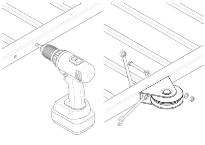 Montage-Laufrollen-mit-Anschraubplatte