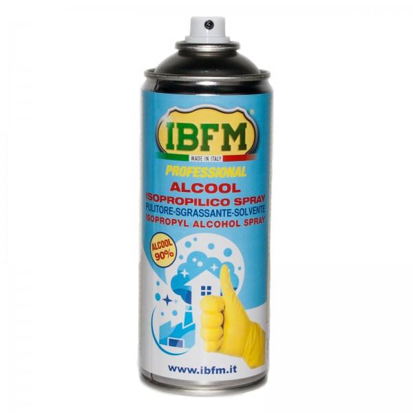 Alkohol Spray 90% zur Reinigung und Desinfektion IBFM 400 ml