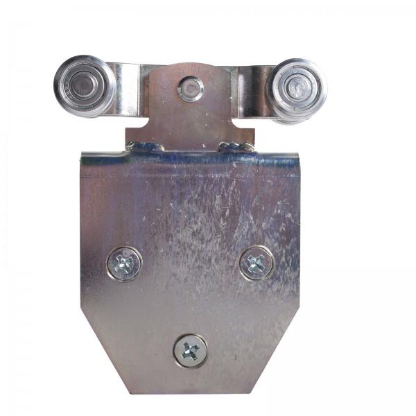 Doppelrollapparat für Plattenbefestigung