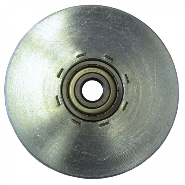 Seilrolle 84 mm Seil Ø 4 mm