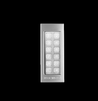 LOCINOX Slimstone 2 Codetastatur Silber