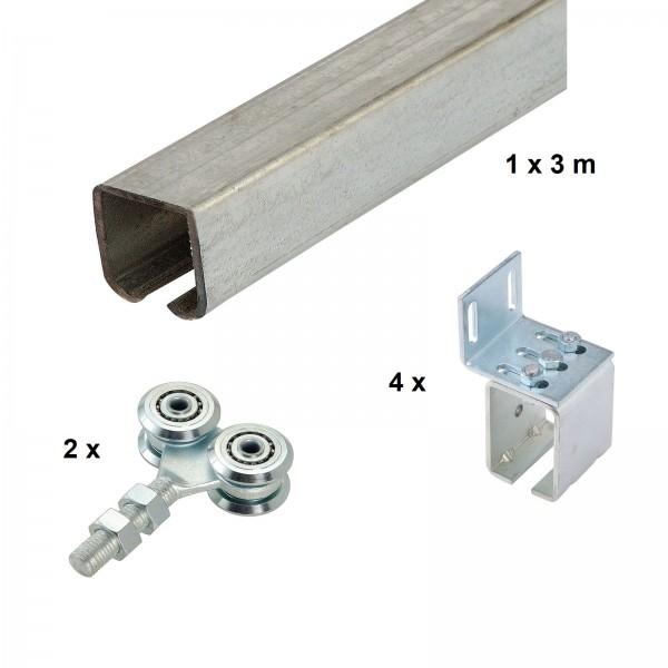Laufwerkset Basic-Line Konfigurator bis 75kg