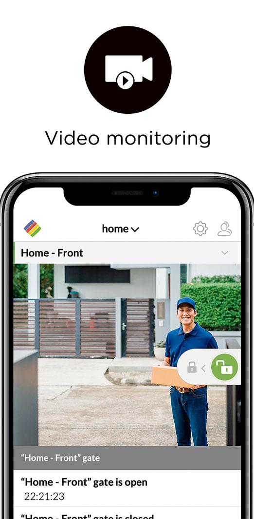 Videomonitoring für mehr Sicherheit