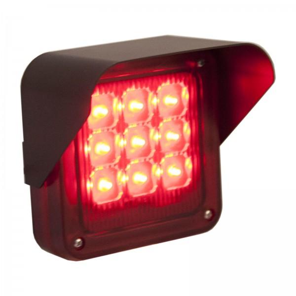 LED-Ampel Rot 24 Volt