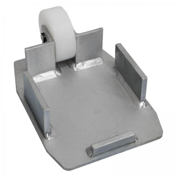 Kopfdeckel mit Stützrolle KD 165/SR
