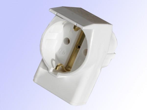 Kombi-Duplex-Stecker